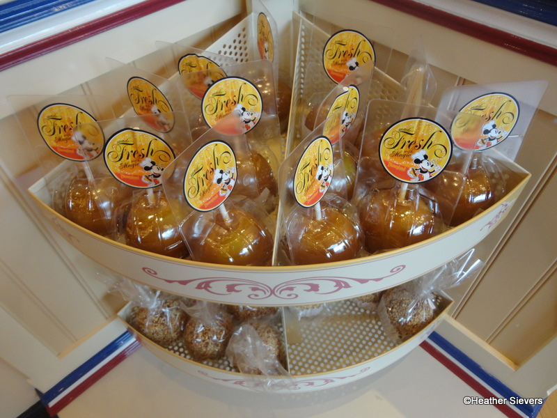 Dining In Disneyland The New And Improved Candy Palace
