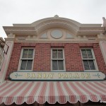 Dining in Disneyland: The New and Improved Candy Palace