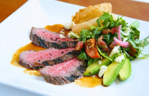 Flank Steak Cobb