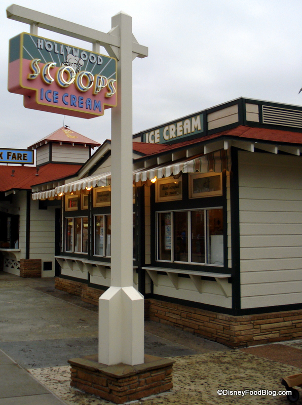 PHOTOS: Hollywood Scoops Reopens at Disneys Hollywood
