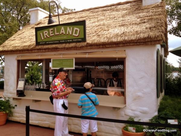 Ireland Marketplace Booth