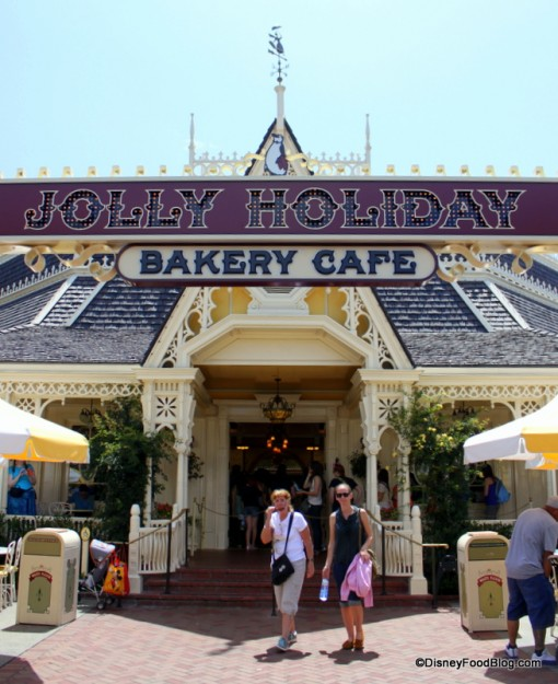 Jolly Holiday Bakery Cafe