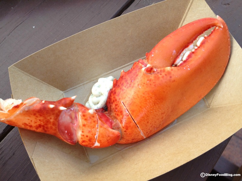 Lobster Claw Linda bean's lobster claw
