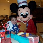 Disney Food for Families: Great Disney World Restaurants for Boys