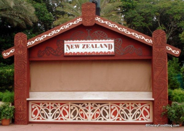 New Zealand Booth