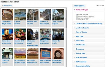 Restaurant Search Tool 2