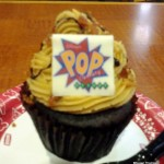 "New! ""The King"" Elvis Presley Cupcake at Disney's Pop Century Resort"