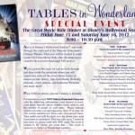 Tables in Wonderland June Event: Great Movie Ride Dinner at Disney's Hollywood Studios