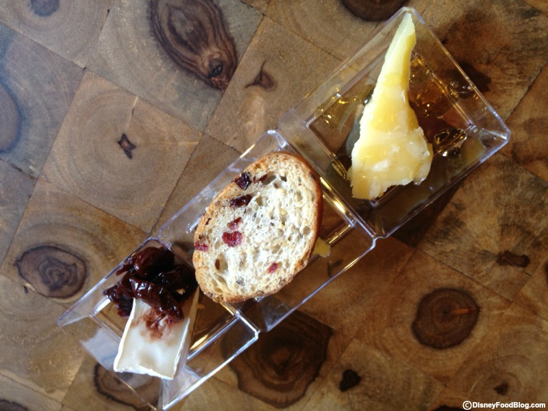 Trio of Artisan Cheeses Beecher's Flagship Reserve Cheddar, La Bonne ...