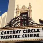 Carthay Circle Lounge Gets BIG Changes at Disneyland Resort!