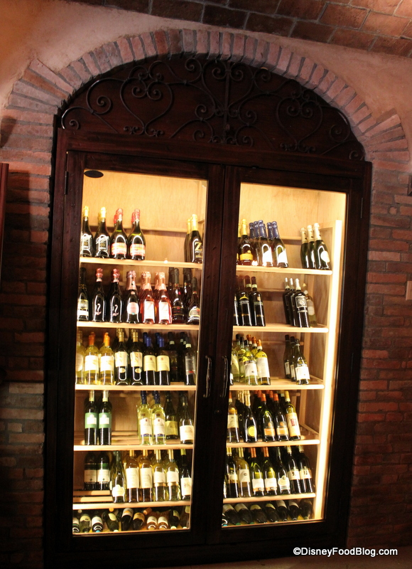 Photo Tour And Review The New Tutto Gusto Wine Cellar And