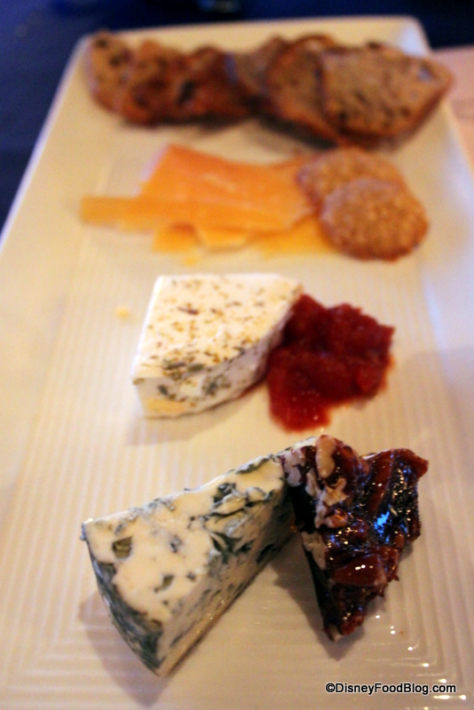 Narcoosseeu0027s Cheese Plate & Disney World Cheese Plate Gallery | the disney food blog