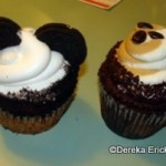 Guest Review: Coffee Mocha Cupcake at Disney's Boardwalk Bakery