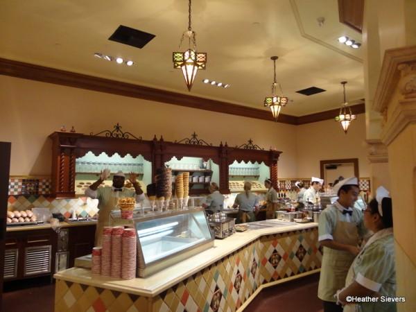 Clarabelle's Ice Cream Service Area