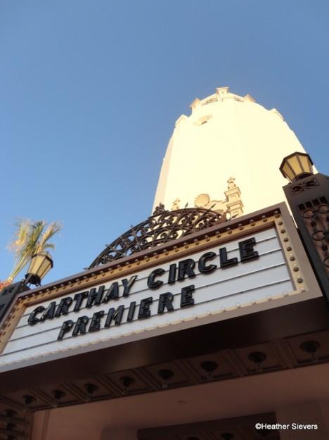 Carthay Circle Premiere!