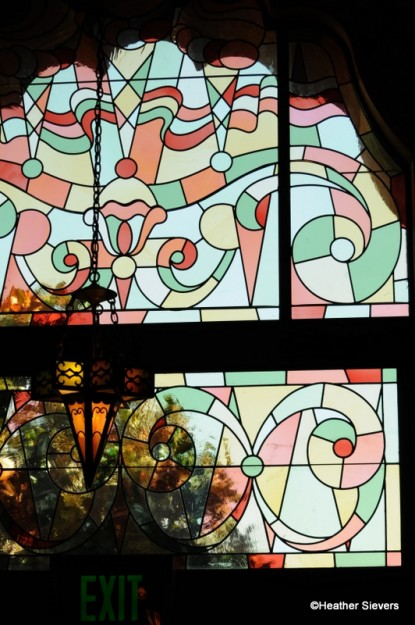 Clarabelle's Stained Glass Windows