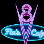 First Look: Flo's V8 Cafe Revs Up for Business in Disney California Adventure!
