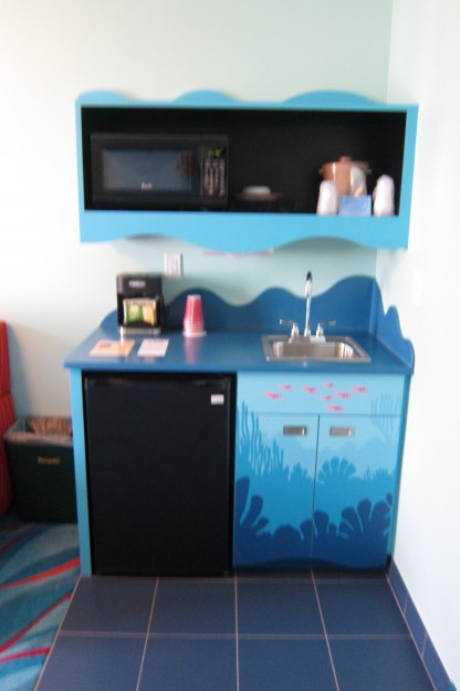 Art Of Animation Resort Kitchenettes And Room Service Menu