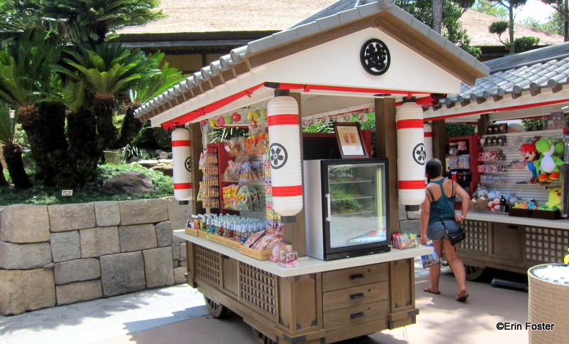 New Ice Pop Stand In Epcot S Japan Pavilion The Disney