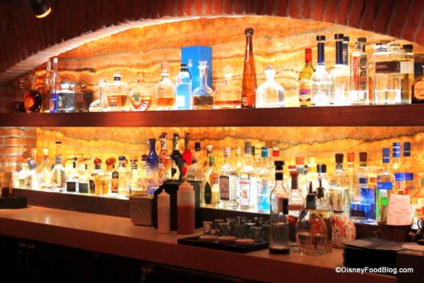 La Cava del Tequila Bar