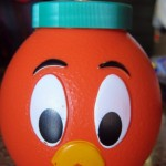 Snack Series: Orange Bird Souvenir Cup at Sunshine Tree Terrace