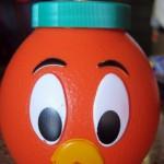 Snack Series: Orange Bird Souvenir Cup at Sunshine Tree Terrace