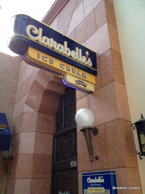 Clarabelle's in Disney California Adventure