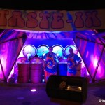 Cars Land First Look! Fillmore's Taste-In in Disney California Adventure