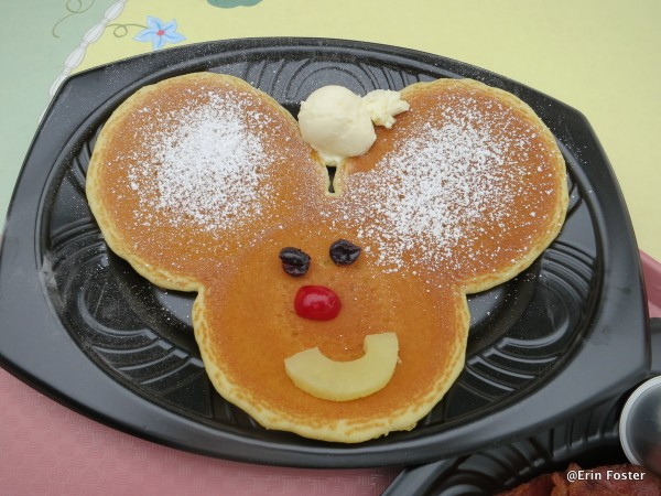 Mickey Pancake