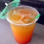 Review: Tokyo Sunset at Japan's Outdoor Sake Bar in Epcot
