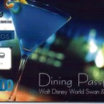 News! Walt Disney World Swan and Dolphin Restaurant Loyalty Program