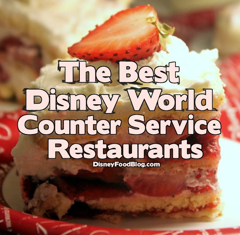 Best Restaurants At Disney World With Dining Plan