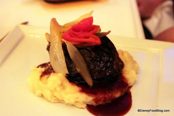 Oak-Grilled Filet of Beef