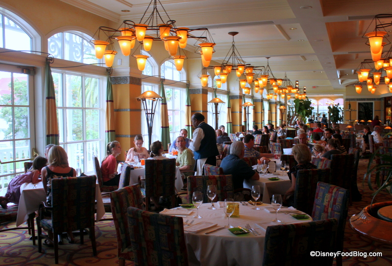 Review Citricos At Disney World S Grand Floridian Resort