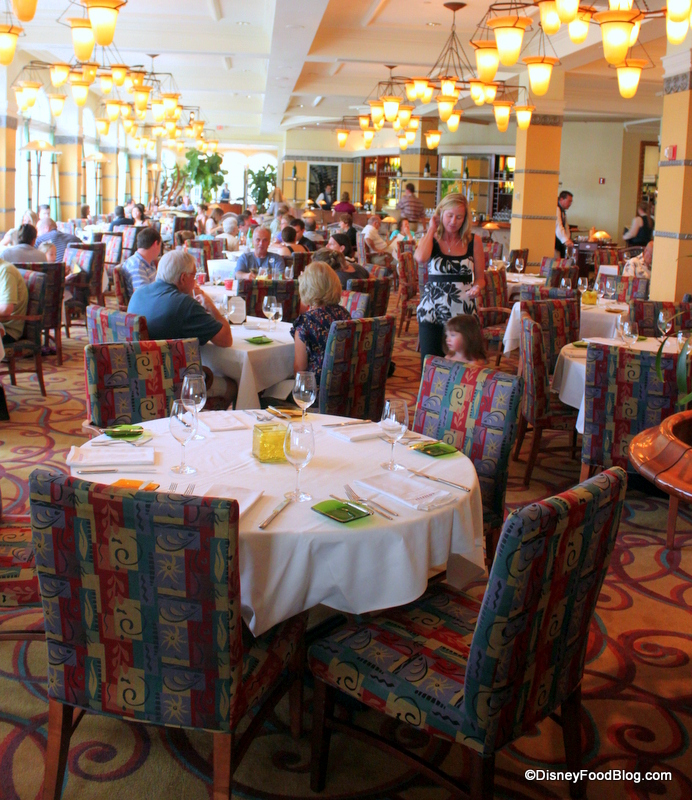 Review Citricos At Disney Worlds Grand Floridian Resort