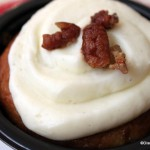 Snack Series: Banana Cake at Epcot's Sunshine Seasons