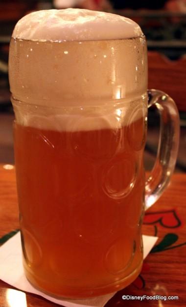 A Liter of Beer!