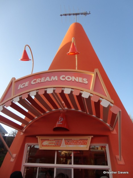 """Get your """"Route"""" Beer Float from Cozy Cone #2!"""