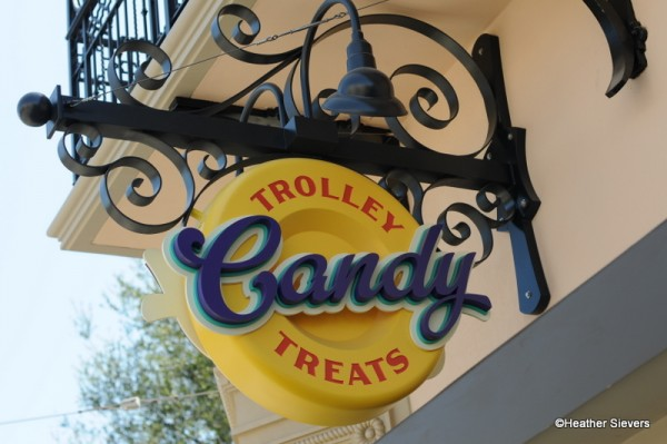 Trolly Treats on Buena Vista Street