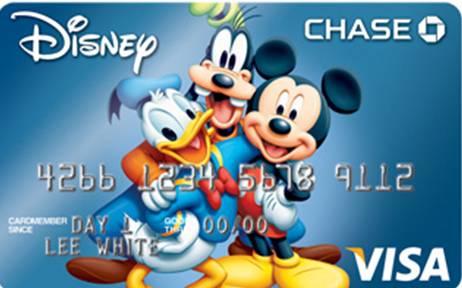 Disney Visa Pic