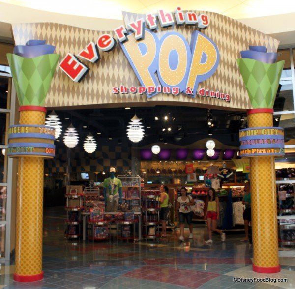 Everything Pop Food Court