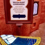 New Menu Items at Epcot's Restaurant Marrakesh