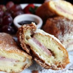 Disney Recipe: Monte Cristo Sandwich from Disneyland