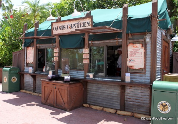 Oasis Canteen