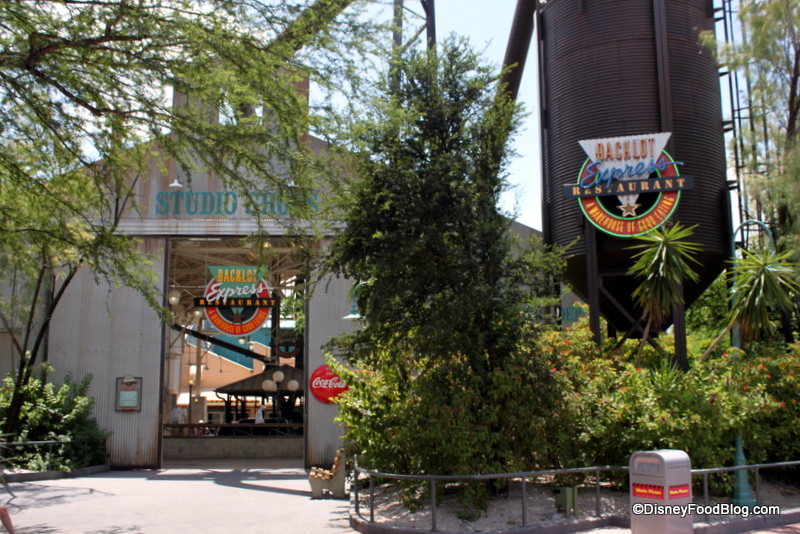 Review: Backlot Express at Disney's Hollywood Studios