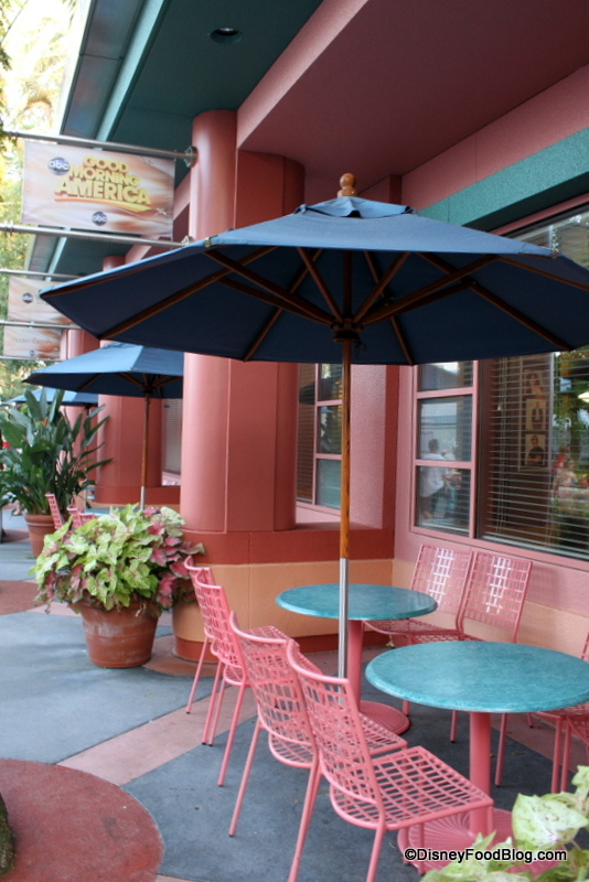 Review Abc Commissary At Disney S Hollywood Studios