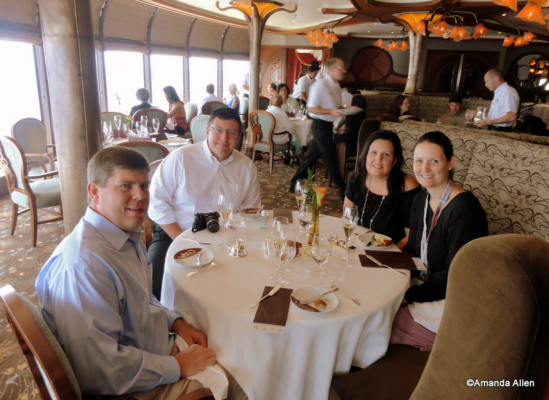 Guest Review: Remy Champagne Lunch Aboard The Disney