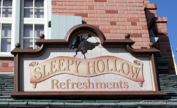 Sleepy Hollow in the Magic Kingdom