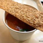 Snack Series: Vegetable Barley Soup at Sunshine Seasons in Epcot