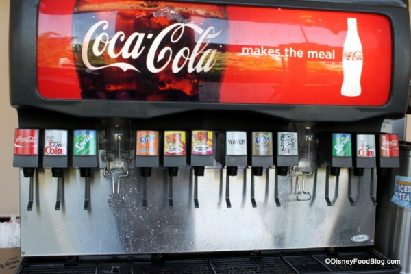 Fountain Beverages